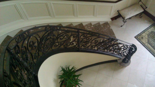 handrails for stairs'