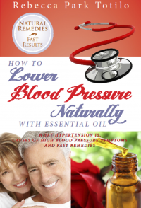 Treating Hypertension the Natural Way: Author Rebecca Park T