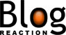 Logo for blogReaction'