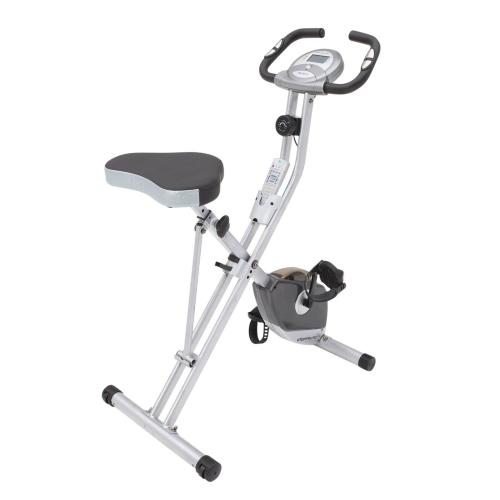Exerpeutic Folding Magnetic Upright Bike'