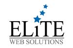 Company Logo For Elite Web Solutions'