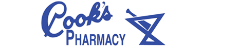 Company Logo For Cook's Pharmacy'