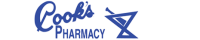 Cook's Pharmacy Logo