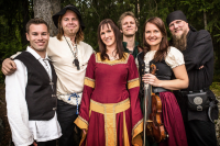Feed the Flames: Greenrose Faire's third album