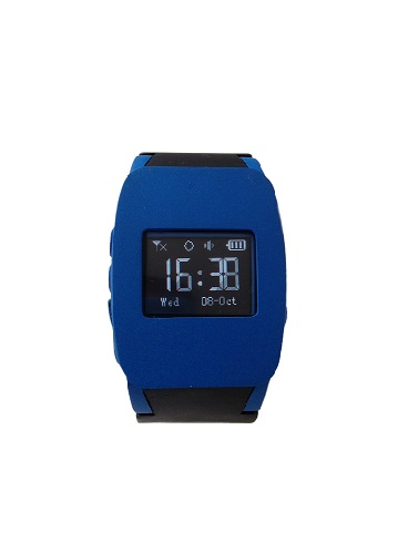Blue Linkoo GPS Watch Phone