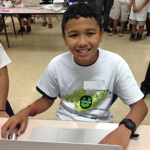 2014 Hawaii Math Games'