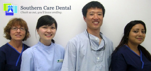 Manukau dentist Southern Care Dental'
