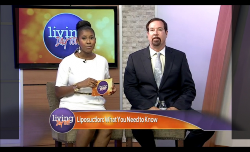 Dr Raymond Wolf Appearance on Living Dayton Ohio'