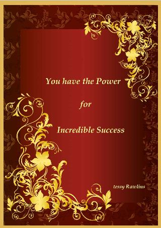 You have the Power for Incredible Success'
