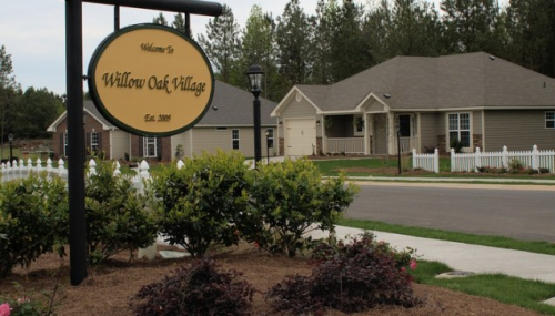 Phase 3 of Willow Oak Village is On the Way'
