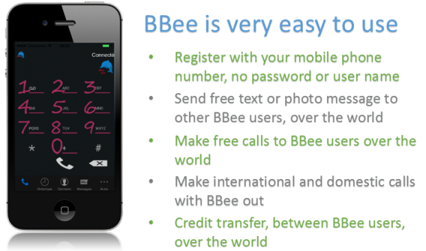 BBee ~ Cheap Call Rate Solution