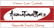 Logo for Asiana Travel Mate'