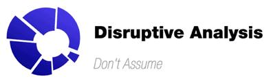 Company Logo For Disruptive Analysis'