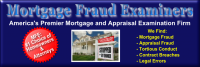 Mortgage Fraud Examiners Logo