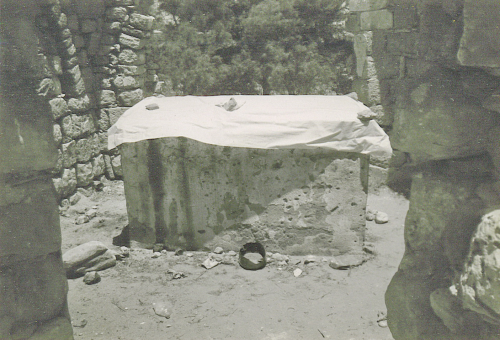 Tomb of Sheikh Abu-Hurreira'