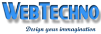 Logo for WebTechno'
