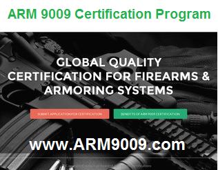 ARM9009.com - Firearms and Armoring Quality Program'