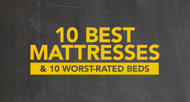 10 Best Mattresses of 2014 Announced by Best Mattress Brand