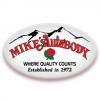 Company Logo For Mike Rose's Auto Body'