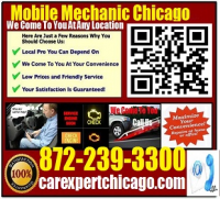 CarexpertChicago Mobile Mechanic