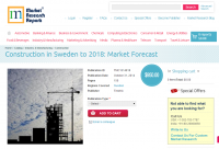 Construction in Sweden to 2018: Market Forecast