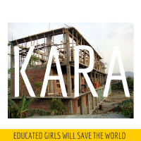 The Kara School - Educated girls will save the world