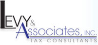 Logo for Levy Tax Help'