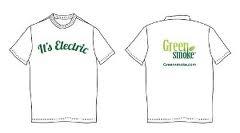 Gree Smoke T-Shirt'