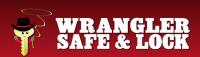 Wrangler Safe and Lock Logo