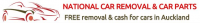 National Car Parts Logo