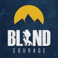Blind Courage, LLC. Logo
