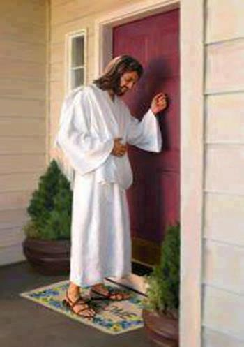 Is Jesus Welcome in Your Home Universal Life Church'