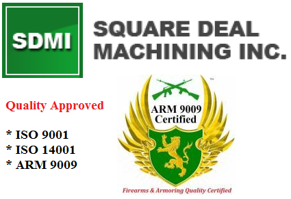Square Deal Machining Achieves ISO 14001 and ARM 9009