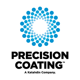 Precision Coating Company Logo