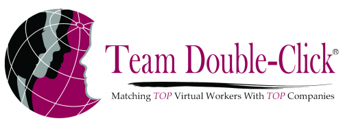 Logo for Team Double-Click'