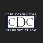 The Law Offices of Carl David Ceder, PLLC Logo