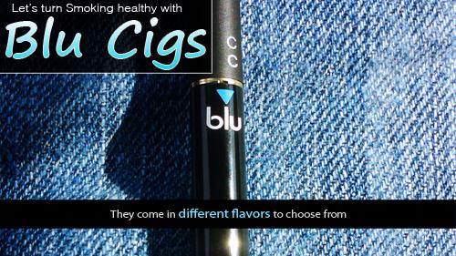 Blu Cig'