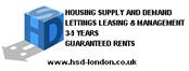 HSD London Logo