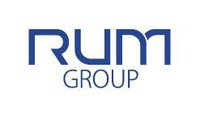 Logo for RUM Group'