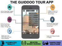 Guiddoo Tour Guide App