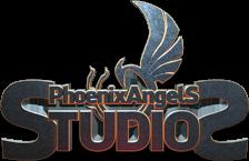 Company Logo For Phoenix Angels Studios'
