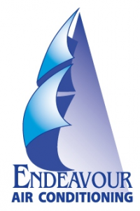 Endeavour Air Conditioning Logo