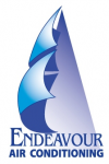 Company Logo For Endeavour Air Conditioning'