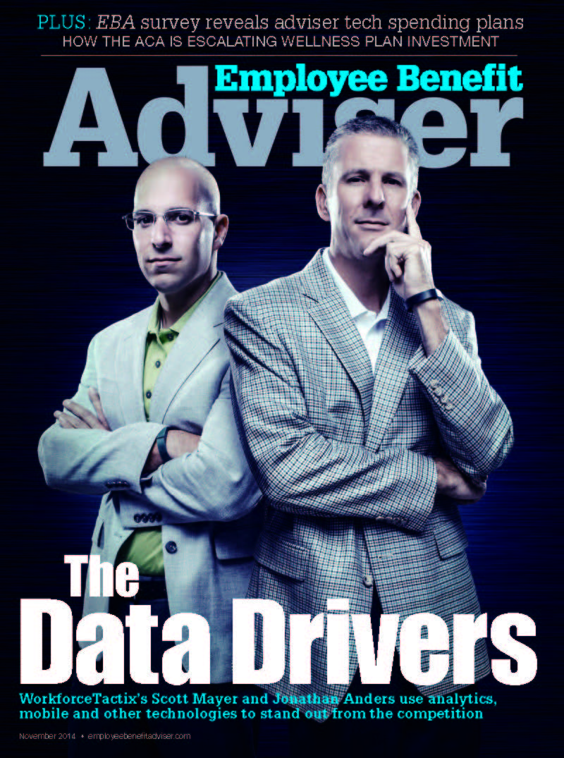 Employee Benefit Adviser - The Data Drivers