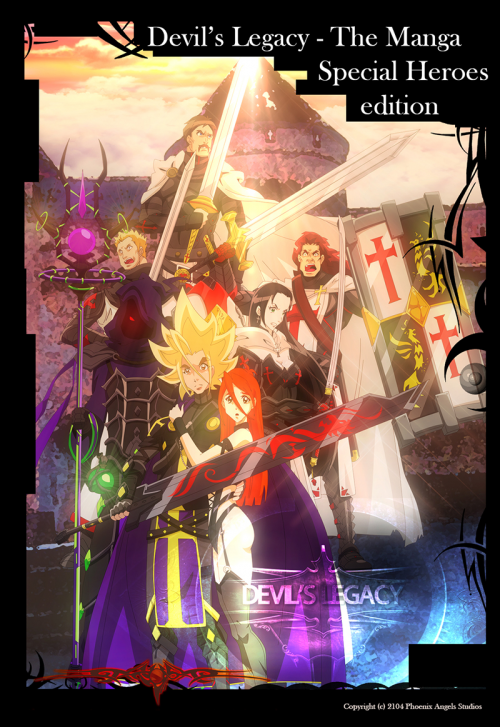 Devil's Legacy Heroes Special Edition'