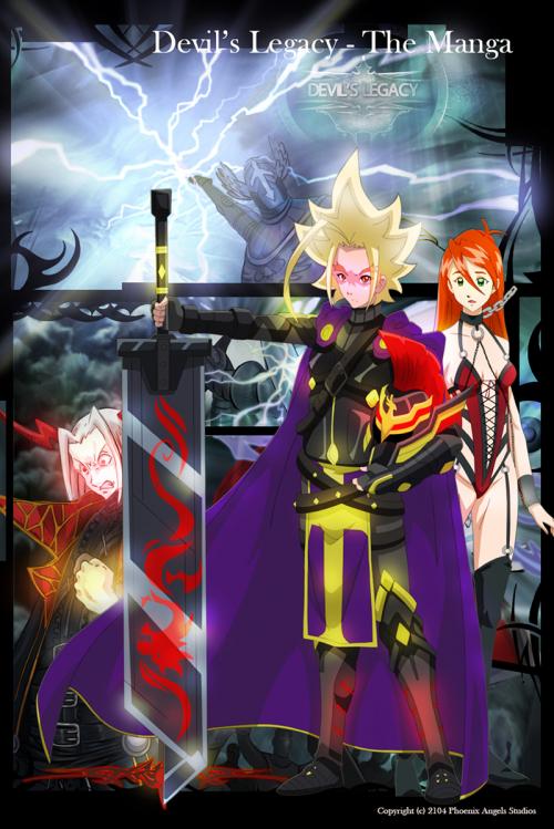 Devil's Legacy : The Manga'