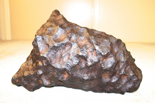 Priceless Meteorite Shipped by Craters & Freight'