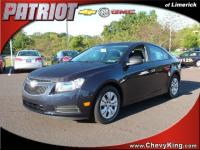 Chevy Cruze Sedan LS