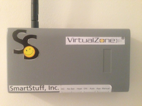 SmartStuff, Inc. - Zone Temperature Control System'