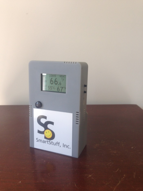 SmartStuff, Inc. - Zone Temperature Control System'